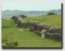 "Hadrian's Wall - Did the Picts think it was a ""spite fence?"""