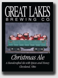 Great Lakes Brewery's output is all good - the Christmas Ale is its best