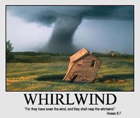 Biblical - Whirlwind