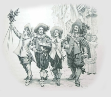The Three Musketeers -