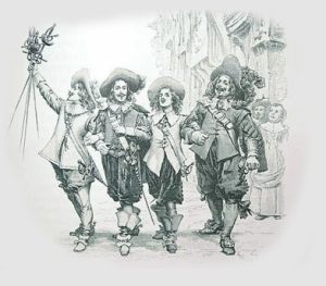 "The Three Musketeers - ""All for one and one for all?""  Or joint tortfeasors?"