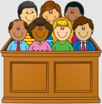 There's an old legal aphorism - never trust the judgment of people who aren't smart enough to get out of jury duty.