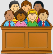 There's an old legal aphorism - never trust the judgment of twelve people who aren't smart enough to know how to get out of jury duty.