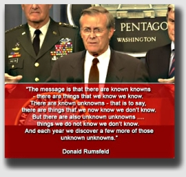 """Remember Donald Rumsfeld's """"unknown unknows?"""" The Court said that doctrine didn't limit mutual acquiescence"""