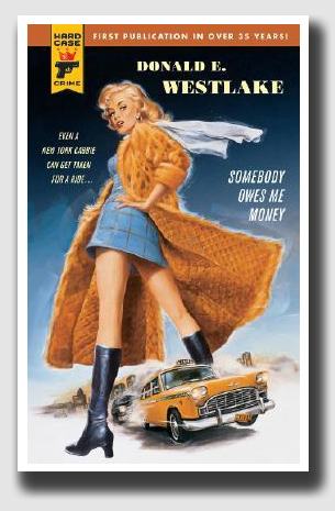 Donald Westlake could have used Lisa Huff for the dust cover model ...