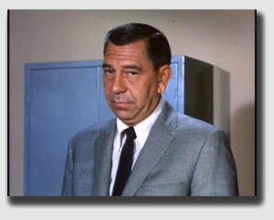Sgt. Joe Friday, iconic LA cop who would not have approved of the   Rodney King beating,  but would have used the Murrells' prior acquiescence against them, just as the court did.