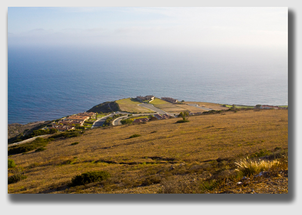 The Palos Verde peninsula offers stunning vistas of the Pacific Ocean, when the neighbors' trees aren't in the way.