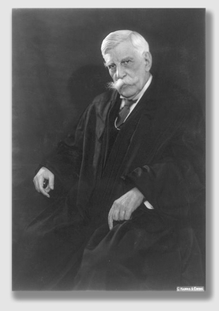 Chief Justice Oliver Wendell Holmes, Jr.