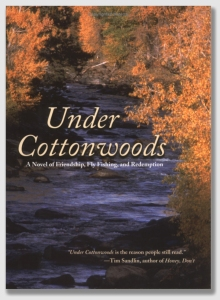 For Sara, under the cottonwoods – unlike the book – did not have a happy ending.