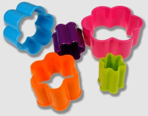 Cookie cutters - great for baking, not so good for affidavits.