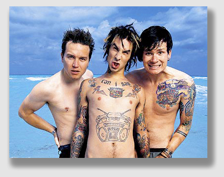 Blink-182 – You have any daughters? Look what they could bring home ...