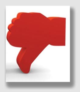 Thumb's down to the Massachusetts Rule.