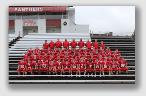 The Daviess County High School (Owensboro, Kentucky) Panthers - a hardy bunch, but they're idle this Sunday, too ...