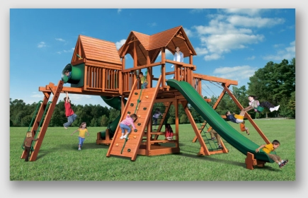 """But, Your Honor,"" the defendant's lawyer argued, ""it was just a tiny little swingset!"""